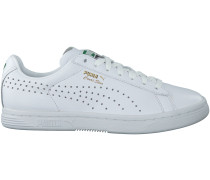 Weisse Puma Sneaker COURSTAR NM