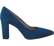 Blaue Omoda Pumps 97944