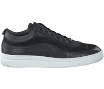 Schwarze Nubikk Sneaker YEYE