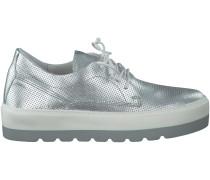 Silberne SPM Sneaker MANGA SNEAKER