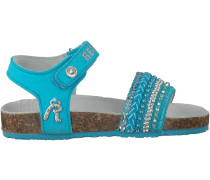 Blaue Replay Sandalen GRETA