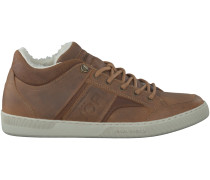 Cognac Bjorn Borg Sneaker TEXAS MID