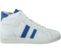 Weiße Hip Sneaker H1046