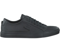 Schwarze Antony Morato Sneaker MMFW00684