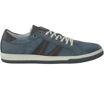 Blaue Van Lier Business Schuhe 7308