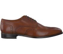 Cognac Van Lier Business Schuhe 4128