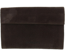 Braune Shabbies Clutch 273038