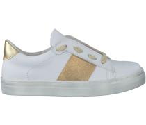Weiße Kanjers Sneaker 4342