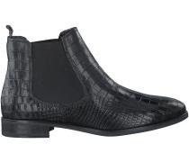Schwarze Omoda Chelsea Boots 995-003