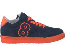 Blaue Hip Sneaker H1416