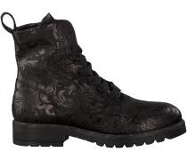 Schwarze Mjus Biker Boots 190230