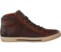 Braune Brunotti Sneaker PARRANO MID