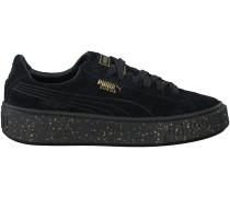 Schwarze Puma Sneaker 363707