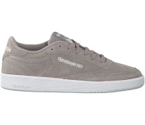 Graue Reebok Sneaker CLUB C 85 DAMEN