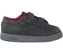 Schwarze K-Swiss Sneaker HOKE STRAP