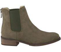 Braune Omoda Chelsea Boots R10473
