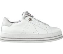 Weiße Maripé Sneaker 26308