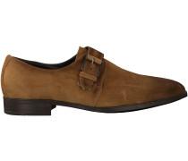 Braune Giorgio Business Schuhe HE50244