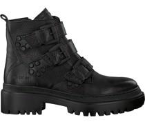 -Rag Biker Boots 74350