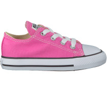 Rosa Converse Sneaker CHUCK TAYLOR ALL STAR SEASONAL