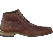 Cognac Omoda Business Schuhe 773K54654F