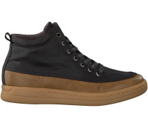 Schwarze G-Star Sneaker D06385