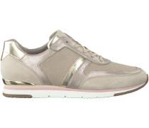 Goldene Gabor Sneaker 321