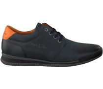 Blaue Van Lier Sneaker 7450