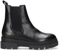 Chelsea Boots Monochromatic Chelsea Schwarz Damen