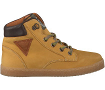 Camelfarbene Develab Sneaker 41485