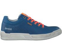 Blaue Develab Sneaker 41391