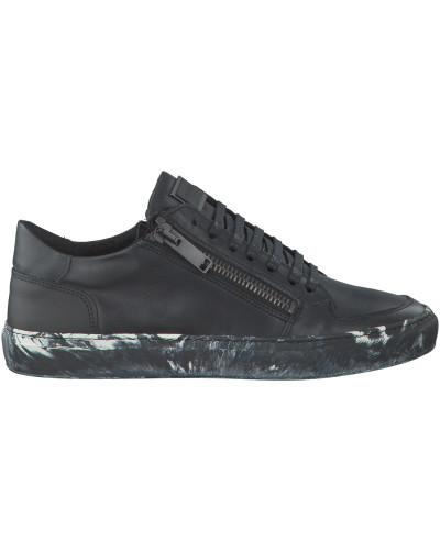 antony morato herren schwarze antony morato sneaker mmfw00719 reduziert. Black Bedroom Furniture Sets. Home Design Ideas
