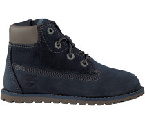 Blaue Timberland Boots POKEY PINE 6IN BOOT