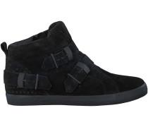 Schwarze Gabor Sneaker 427