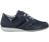 Blaue Gabor Sneaker 356