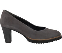 Graue Gabor Pumps 100