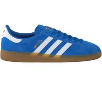 Blaue Adidas Sneaker MUNCHEN HERREN