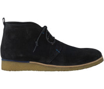 Schwarze Greve Ankle Boots MS2860
