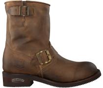 Braune Sendra Biker Boots 12399