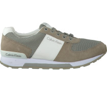 Taupe Calvin Klein Sneaker DUSTY