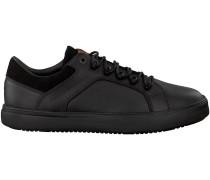 Schwarze Tommy Hilfiger Sneaker MOON 2A1