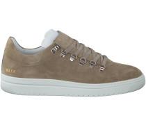 Taupe Nubikk Sneaker YEYE