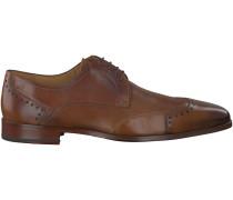 Braune Greve Business Schuhe 4162