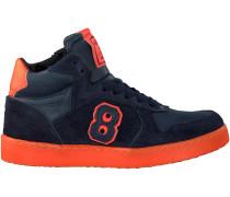 Blaue Hip Sneaker H1705