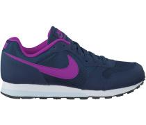 Blaue Nike Sneaker MD RUNNER MEISJES