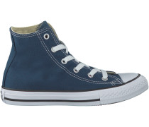 Blaue Converse Sneaker CHUCK TAYLOR ALL STAR SEASONAL