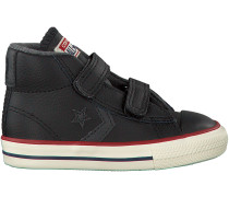 Schwarze Converse Sneaker STAR PLAYER MID 2V