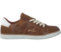 Cognac Bullboxer Sneaker AGM008
