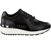 Schwarze Liu Jo Sneaker S67193