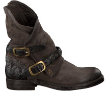 Taupe A.S.98 Biker Boots 207205
